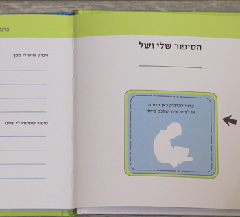 ספר ילדים על התמודדות עם אובדן, שכול ומוות רוית לירון בר דוד